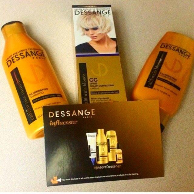 DESSANGE Paris California Blonde Illuminating Shampoo uploaded by Samantha A.