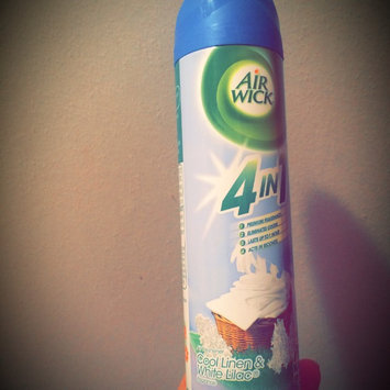 Air Wick 4 in 1 Air Freshener Cool Linen & White Lilac uploaded by Amanda A.