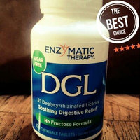 Enzymatic Therapy DGL-Fructose Free uploaded by Cayce L.