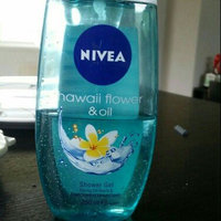 Nivea Touch Of Frangipani Hydrating Shower Gel, Hawaiian Frangipani, 16.9 fl oz uploaded by Biret Helene E.