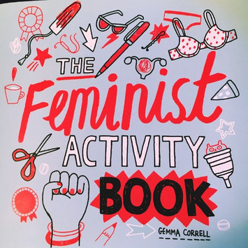 Photo of The Feminist Activity Book uploaded by Renee U.
