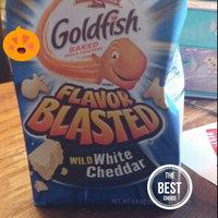 Pepperidge Farm® Goldfish® White Cheddar Baked Snack Crackers uploaded by Heidi H.
