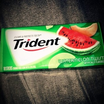 Trident Watermelon Twist uploaded by Bebe B.