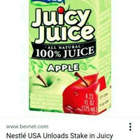 Juicy Juice  uploaded by Jessica A.