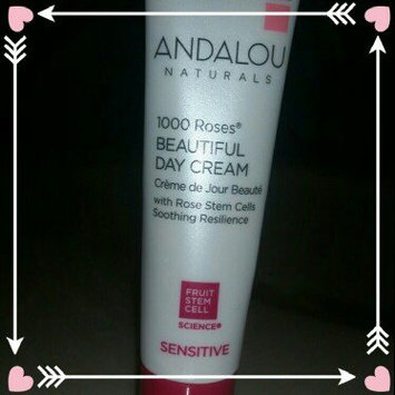 Photo of Andalou Naturals 1000 Roses Beautiful Day Cream uploaded by Melissa A.