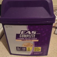 EAS® Complete Vanilla Protein Powder 2 lb Tub uploaded by Nora G.