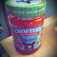 Crofter's Just Fruit Spread Organic Strawberry uploaded by Ashley P.