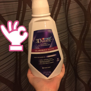 Photo of Crest 3D White Multi-Care Whitening Rinse uploaded by Darian W.