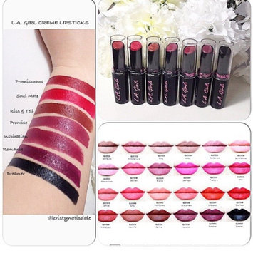 Photo of L.A. Girl Luxury Creme Lipstick uploaded by Kristyna F.