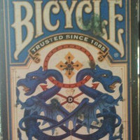 Bicycle Dragon Back Playing Cards - UNITED STATES PLAYING CARD CO. uploaded by Rhaya p.