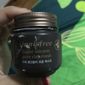 Photo of Innisfree - Super Volcanic Pore Clay Mask 100ml uploaded by Yusnirah M.