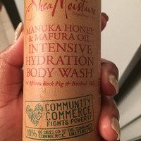 SheaMoisture Manuka Honey & Mafura Oil Intensive Hydration Body Wash - uploaded by Ebonie D.