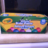 Crayola - Washable Kids' Paint uploaded by Lesley D.