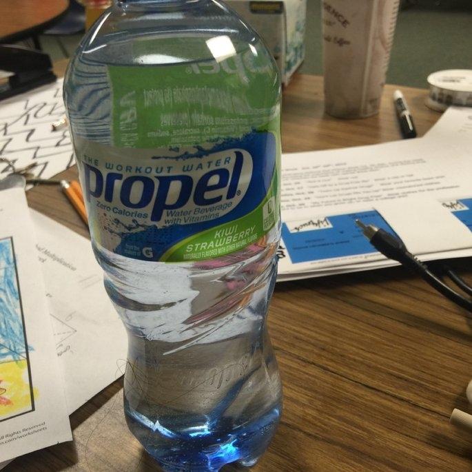 Propel Zero Water Kiwi Strawberry uploaded by Carlicia A.