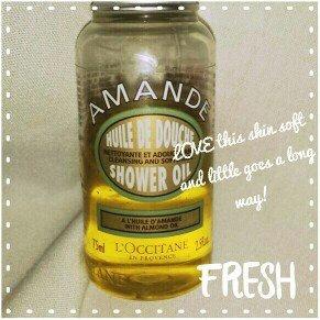 Photo of L'Occitane Almond Shower Oil uploaded by Kary C.