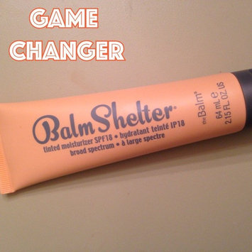 theBalm BalmShelter Tinted Moisturizer SPF 18 uploaded by Heather K.