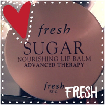 Photo of fresh Sugar Nourishing Lip Balm Advanced Therapy uploaded by Amy M.