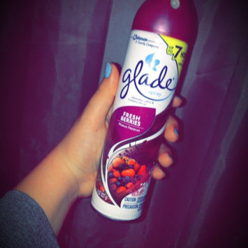 Glade Fresh Berries Room Spray uploaded by Alexis W.