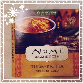 Photo of Numi Organic Turmeric Tea Fields of Gold uploaded by Maria B.