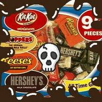 Hershey's Halloween All Time Greats Candy Assortment, 95 count uploaded by Faith D.