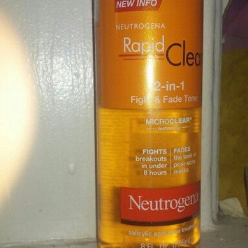 Photo of Neutrogena Rapid Clear 2-in-1 Fight & Fade Toner uploaded by Amy T.