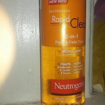 Neutrogena Rapid Clear 2-in-1 Fight & Fade Toner uploaded by Amy T.