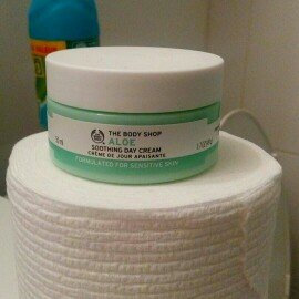 The Body Shop Aloe Soothing Day Cream uploaded by tegan p.
