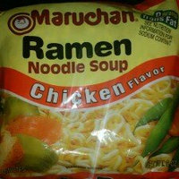 Maruchan Ramen Noodle Soup Chicken Flavor uploaded by Samantha g.