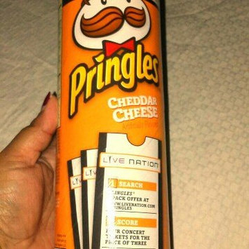 Pringles Potato Crisps Sour Cream & Onion uploaded by Brisa S.
