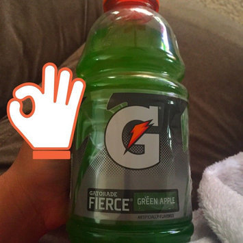 Gatorade® G® Series Perform Fierce® Green Apple Sports Drink 32 fl. oz. Bottle uploaded by mariesa L.