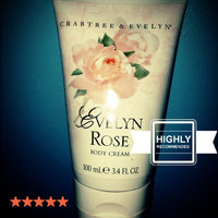 Crabtree Evelyn Evelyn Rose Body Cream 3.4oz uploaded by Angie C.