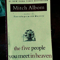 The Five People You Meet in Heaven uploaded by Robelle B.