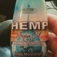 Photo of Creative Lab Moist Hemp Argan Oil Body Moisturizer uploaded by Jordan C.