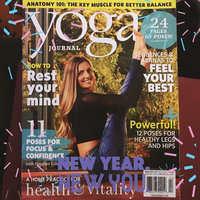 Yoga Journal uploaded by Max H.