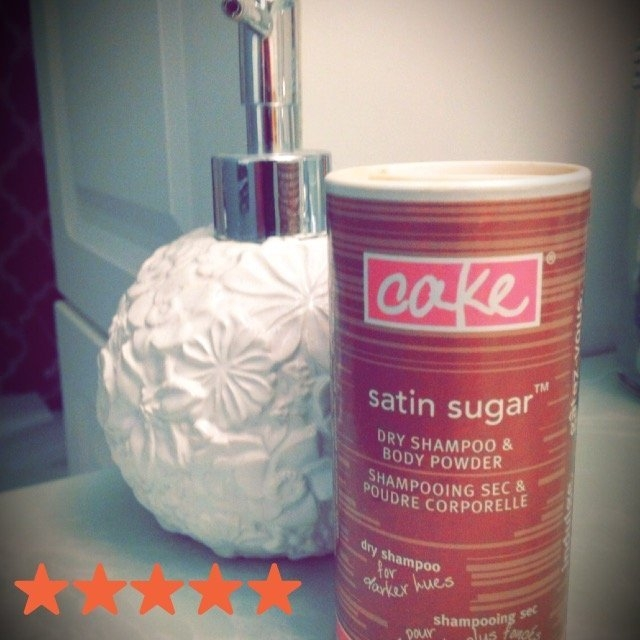 Cake Beauty Satin Sugar Dry Shampoo Powder Lighter Hues uploaded by Wendy M.