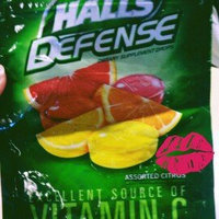 Halls Defense Drops, Assorted Citrus, 30-count Drops (pack Of 12) uploaded by Jessica H.
