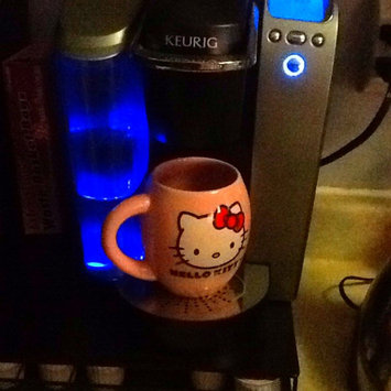 Photo of Keurig - 2.0 K550 4-cup Coffeemaker - Black/dark Gray uploaded by Karina A.