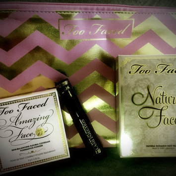 Photo of Too Faced Natural Face Natural Radiance Face Palette uploaded by Rachel J.