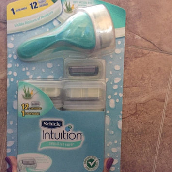 Photo of Schick Intuition Renewing Moisture Razor uploaded by Shanti A.