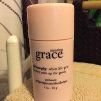 philosophy pure grace perfumed antiperspirant/deodorant uploaded by Robin R.