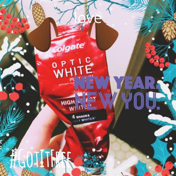 Colgate Optic White Anticavity Fluoride Toothpaste Cool Mint uploaded by Chloe A.