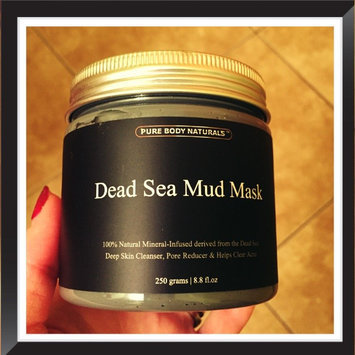 Pure Body Naturals Dead Sea Mud Mask uploaded by Auguste P.