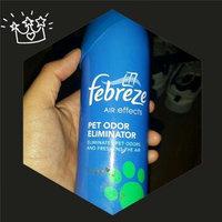 Febreze Pet Odor Eliminator Air Effects uploaded by Jenny V.