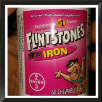 Flintstones Children's Multivitamin With Iron Chewable Tablets uploaded by Sonya N.