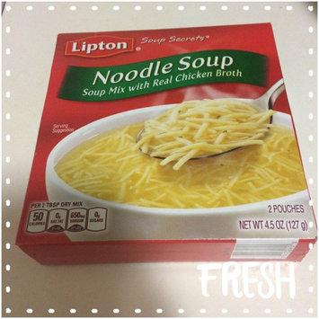 Photo of Lipton Soup Secrets Noodle Soup Mix uploaded by Destiny D.