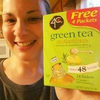 4C Totally Light Sugar Free Tea 2Go Green Tea Antioxidant with Honey & Natural Lemon Flavor Drink Mix - 20 CT uploaded by Lisa M.