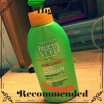 Garnier Fructis Style Sleek & Shine Anti-Humidity Smoothing Milk uploaded by Emily C.
