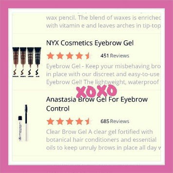 Anastasia Brow Gel For Eyebrow Control uploaded by Sabrina M.