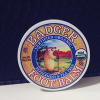 Badger Foot Balm 2oz tin, 2 oz uploaded by Ahkeeyah H.