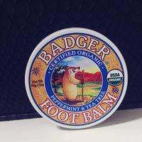 Badger Foot Balm 2oz tin, 2 oz uploaded by Ahkeeyah H.